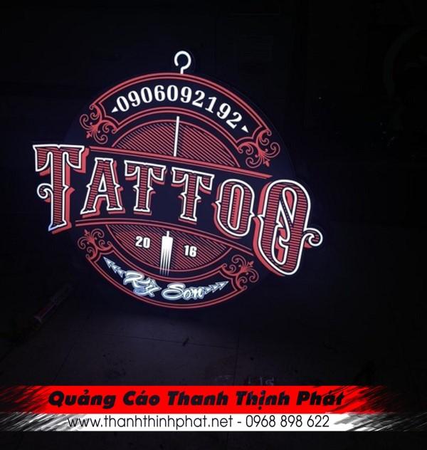bảng hiệu tattoo đẹp